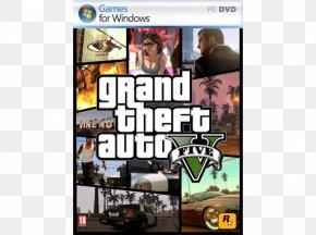 Grand Theft Auto V Grand Theft Auto IV Xbox 360 Video Game Final Fantasy VII PNG