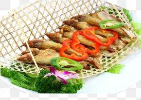 Bamboo Net Croutons Tsim Sha Fish - Kebab Vegetarian Cuisine Asian Cuisine Sand PNG