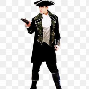 Pirate - Pirate Costume Party Clothing Masquerade Ball PNG