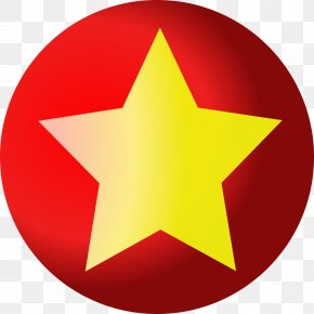 Red Star - Wikimedia Foundation Clip Art PNG