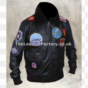 Top Gun: Maverick - Leather Jacket Lt. Pete