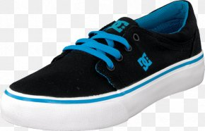 DC Shoes - Sneakers Skate Shoe DC Shoes Blue PNG