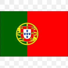 Flag - Flag Of Portugal Portugal National Football Team National Flag PNG