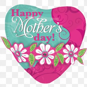 Mother's Day - Mother's Day Balloon Mothering Sunday Father's Day PNG