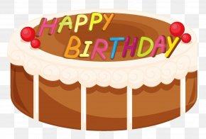 Happy Birthday Cake Clipart - Strawberry Cake Shortcake Icing Birthday Cake Cupcake PNG