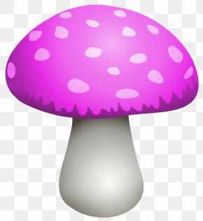 Mushroom - Amanita Muscaria Edible Mushroom Clip Art PNG