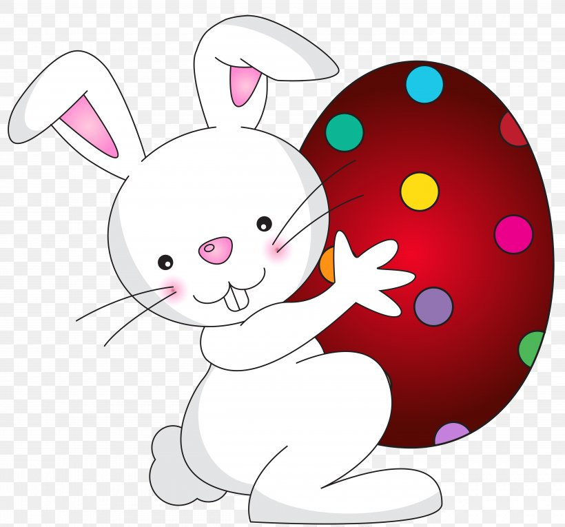 Easter Bunny Clip Art, PNG, 5000x4666px, Easter Bunny, Art, Cartoon, Clip Art, Easter Download Free