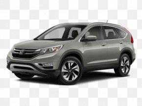 Honda - 2016 Honda CR-V Touring Compact Sport Utility Vehicle 2016 Honda CR-V LX Used Car PNG