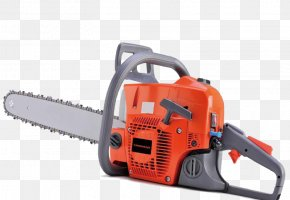 Simple Chain Saw - Chainsaw Saw Chain Sawmill Tool PNG