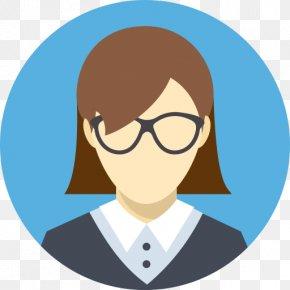 Male Teacher - Avatar Icon Design PNG