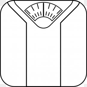 Bathroom Scale Cliparts - Weighing Scale Balans Clip Art PNG