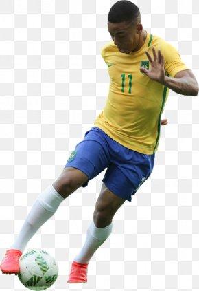 Gabriel Jesus - Brazil National Football Team Football Player Manchester City F.C. Sport PNG