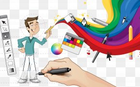 Design - Web Development Responsive Web Design Web Hosting Service PNG