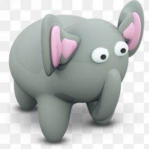 Elephant Symbols - Hippopotamus Animal Elephant PNG
