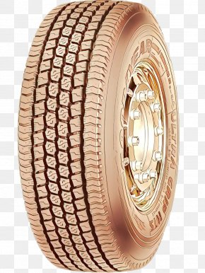 Natural Rubber Tire Care - Snow Background PNG