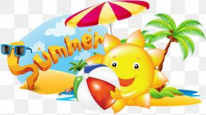 Summer Tube - Clip Art For Summer Summer Vacation Clip Art PNG