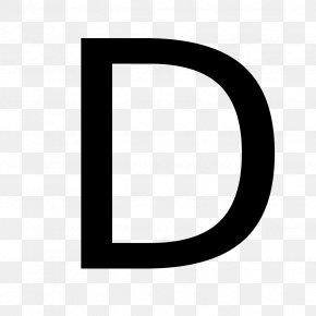 LETTER D - Letter Case Eth PNG