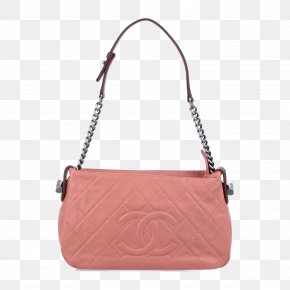 CHANEL Chanel Pink Leather - Chanel No. 5 Handbag Leather PNG