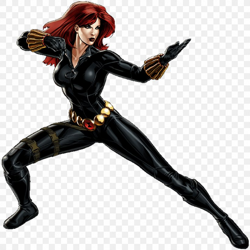Black Widow Marvel Avengers Alliance Iron Man Captain