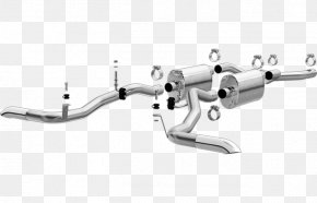Exhaust System - Exhaust System Ford Bronco Ford Motor Company Car Aftermarket Exhaust Parts PNG