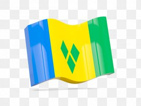 Flag Of Saint Vincent And The Grenadines - Flag Of Saint Vincent And The Grenadines Clip Art PNG