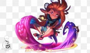 League Of Legends - League Of Legends Fan Art Portal Video Game PNG