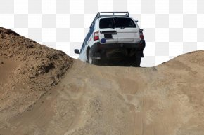 White Desert SUV - Sport Utility Vehicle Off-road Vehicle Car Off-roading Motor Vehicle PNG