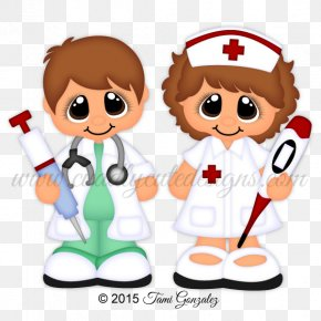 Valentine Card - Nursing Physician Nurse Paper PNG