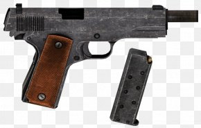 Handgun - Trigger Handgun Firearm Air Gun Ranged Weapon PNG