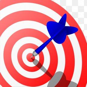 Target - Darts Bullseye Clip Art PNG