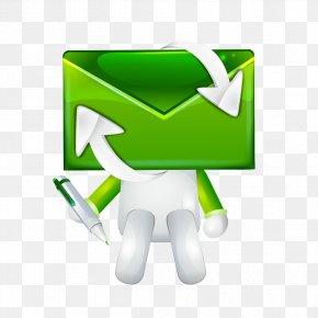 Green Envelope Sims - Green Envelope PNG
