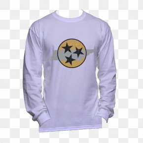 Long-sleeved - Long-sleeved T-shirt Crew Neck PNG