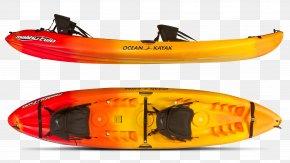 Paddle - Kayak Paddle Sit On Top Canoe Paddling PNG