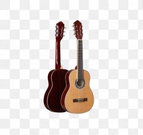 Travel Guitar - Classical Guitar Steel-string Acoustic Guitar PNG