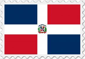 Usa Flag - Flag Of The Dominican Republic United States Clip Art PNG