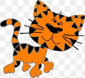 Cat Clip - Burmese Cat Kitten Cartoon Clip Art PNG