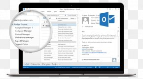 Business - Customer Relationship Management Microsoft Outlook Microsoft Dynamics CRM Business Computer Software PNG