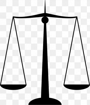Balance - Measuring Scales Lady Justice Clip Art PNG