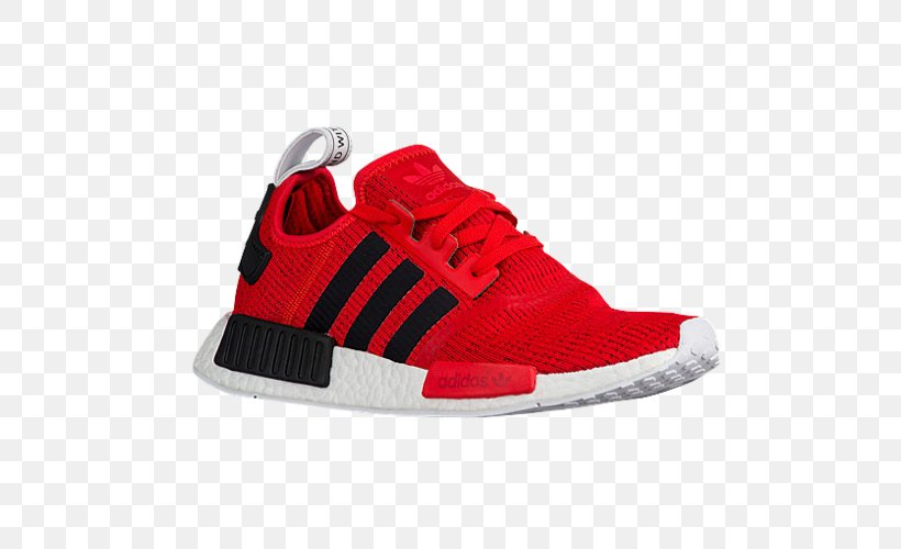 adidas nmd r1 primeknit - homme chaussures