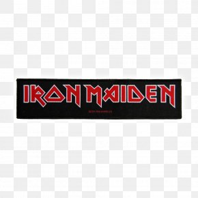 Metal Stripe - Iron Maiden Maiden England Live After Death Killers Logo PNG