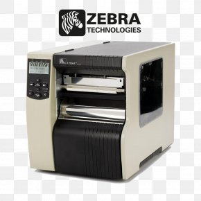 Printer - Zebra Technologies Barcode Printer Label Printer PNG