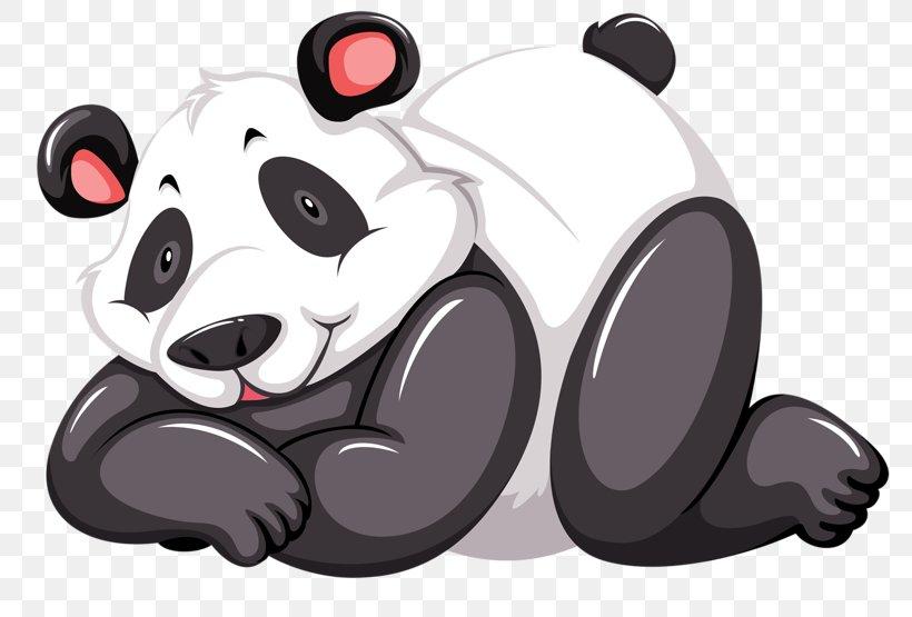 Giant Panda Red Panda Bear Human Body Clip Art, PNG, 800x555px, Giant Panda, Bear, Carnivoran, Cartoon, Dog Like Mammal Download Free