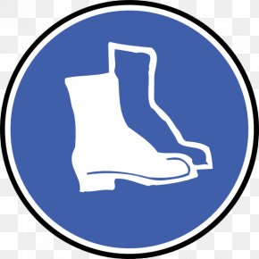 Ppe Symbols - Shoe Steel-toe Boot Personal Protective Equipment Clip Art PNG