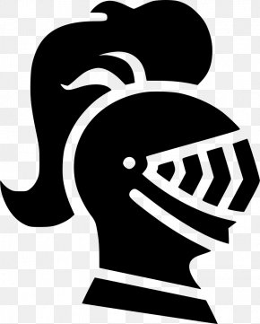 Knight - Middle Ages Knight Helmet Chivalry PNG