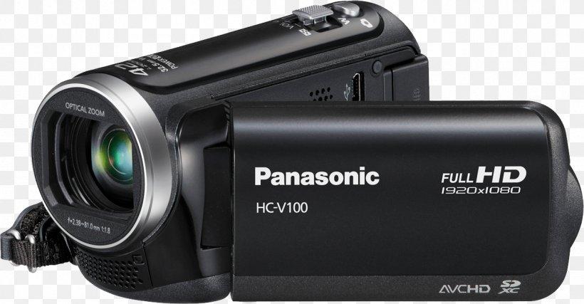 Panasonic Video Camera Camcorder 1080p Secure Digital, PNG, 1257x655px, Panasonic, Camera, Camera Accessory, Camera Lens, Cameras Optics Download Free