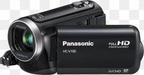 Video Camera Image - Panasonic Video Camera Camcorder 1080p Secure Digital PNG