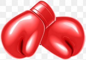 Boxing - Boxing Glove Clip Art PNG