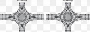 Designer Symmetry Pattern PNG