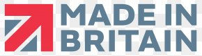 Made Vector - United Kingdom Made In Britain Logo Manufacturing PNG