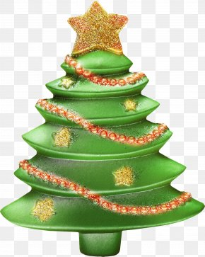 Christmas Tree Decoration - Christmas Tree Christmas Ornament Illustration PNG